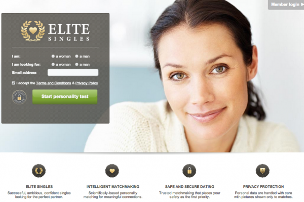 Elite global dating network