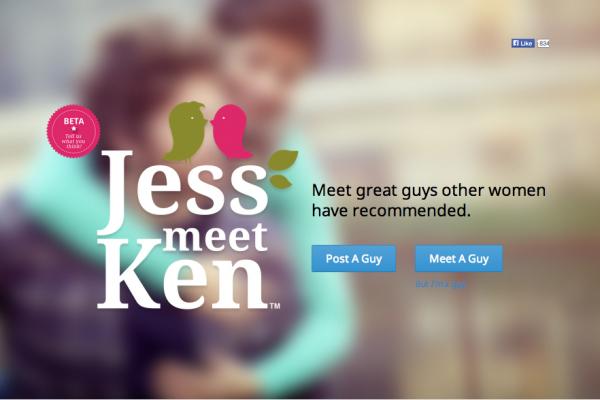 Jess, Meet Ken Officially Launches