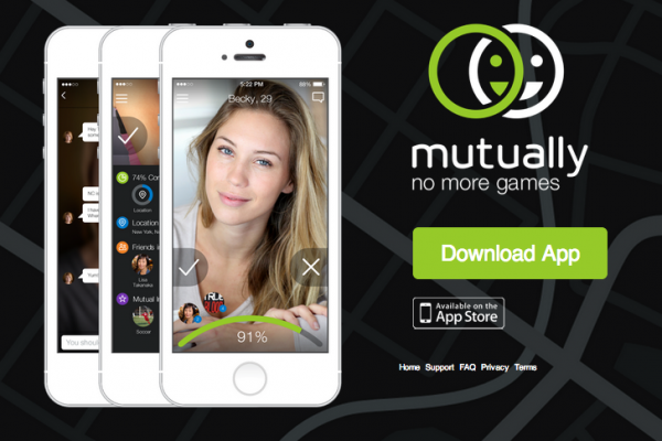 Snap Interactive Release Tinder-Style 'Mutually'