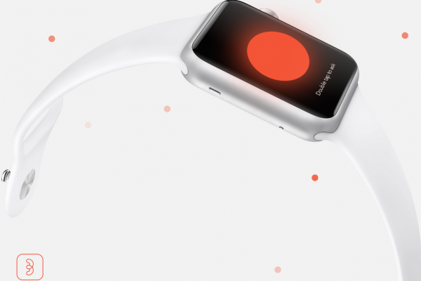 Threesome App Mock-Up Apple Watch Plans