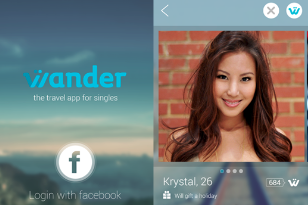 Wander Is Travel Buddy App for Singles, But Rejects Dating Tag