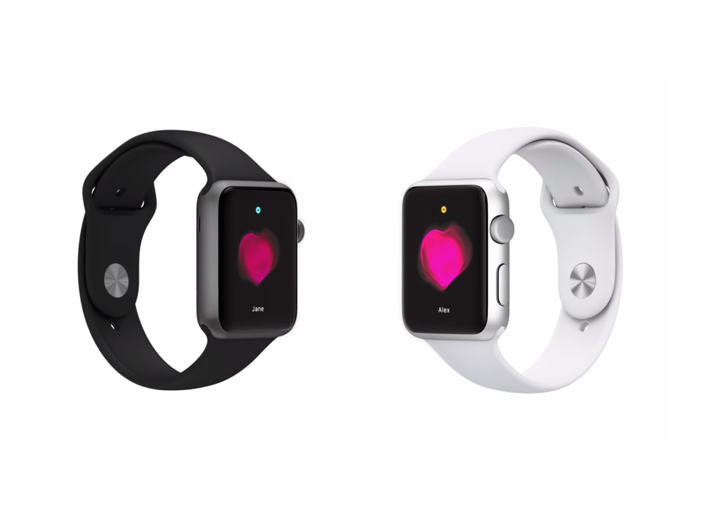 Apple Watch Brings New Possibilities For Dating