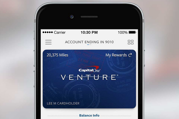 Capital One Launch Mobile Wallet, Works With Apple Pay