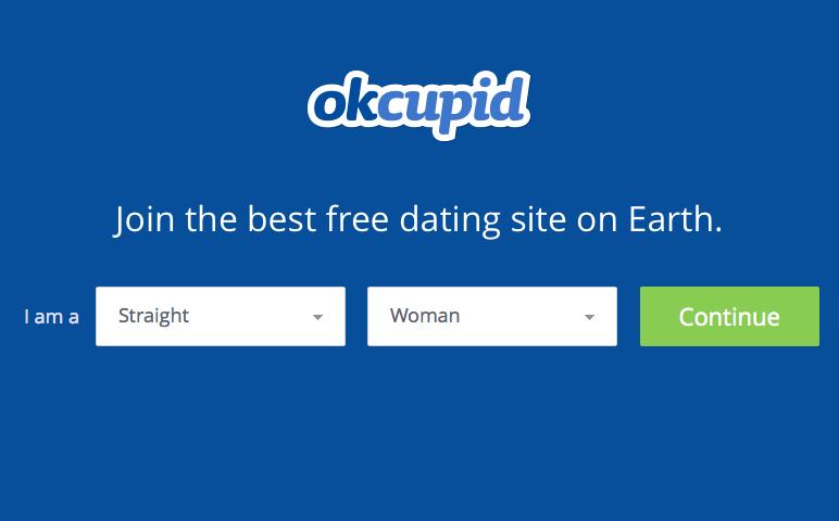 okcupid dating type test