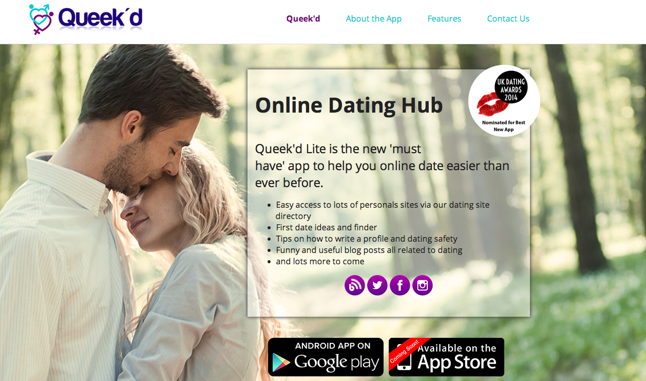 Funny dating site blog
