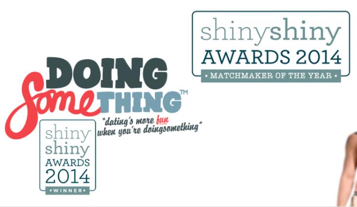 DoingSomething Honoured At ShinyShiny Awards