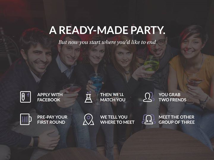 group dating service The it's just lunch difference: personalized matchmaking high touch service guaranteed dates our dating experts provide an enjoyable alternative to online dating websites.