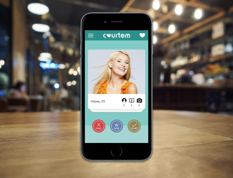 Dallas Dating App Courtem Lands Mark Cuban As Investor