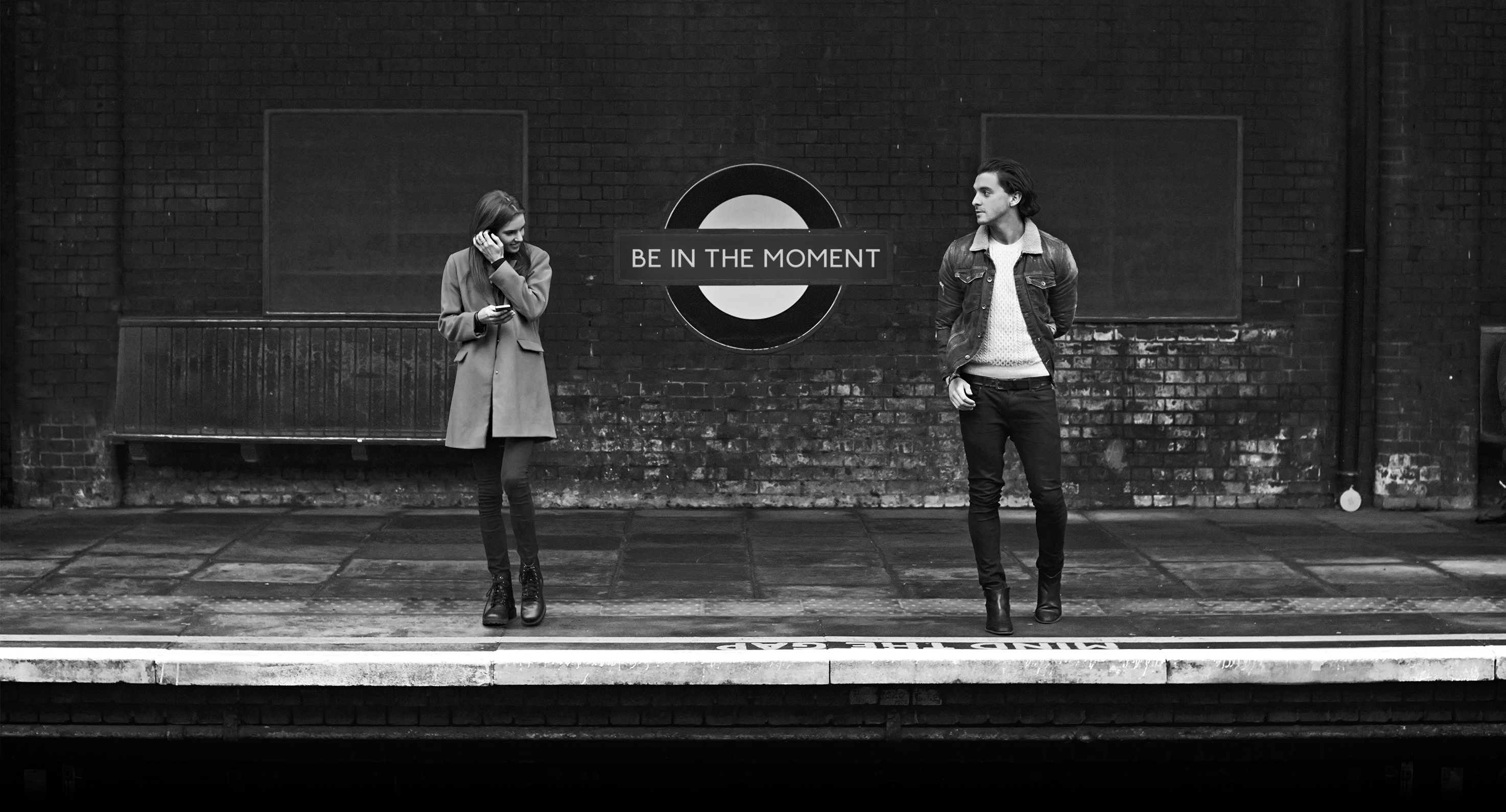 Mind the App: Spark Creates Romantic Connections On The Tube
