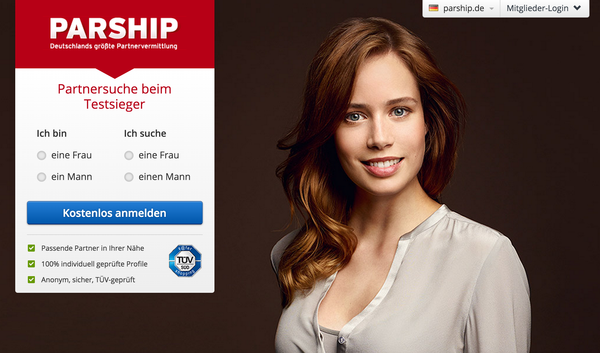 Online dating market size europe