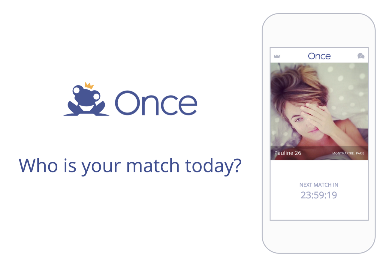 once dating app faq