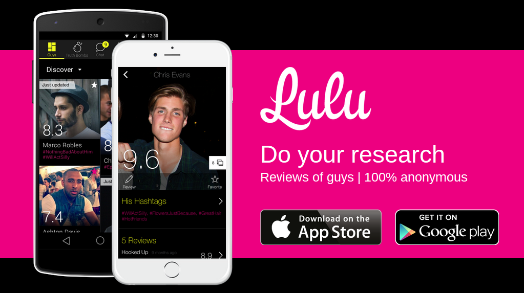 lulu dating website