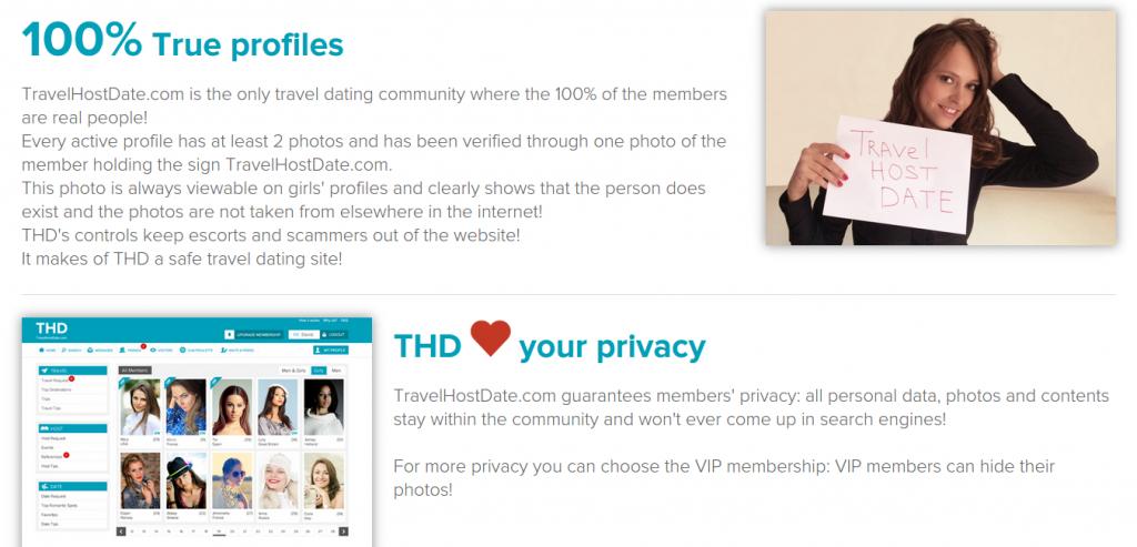 Travel dating website