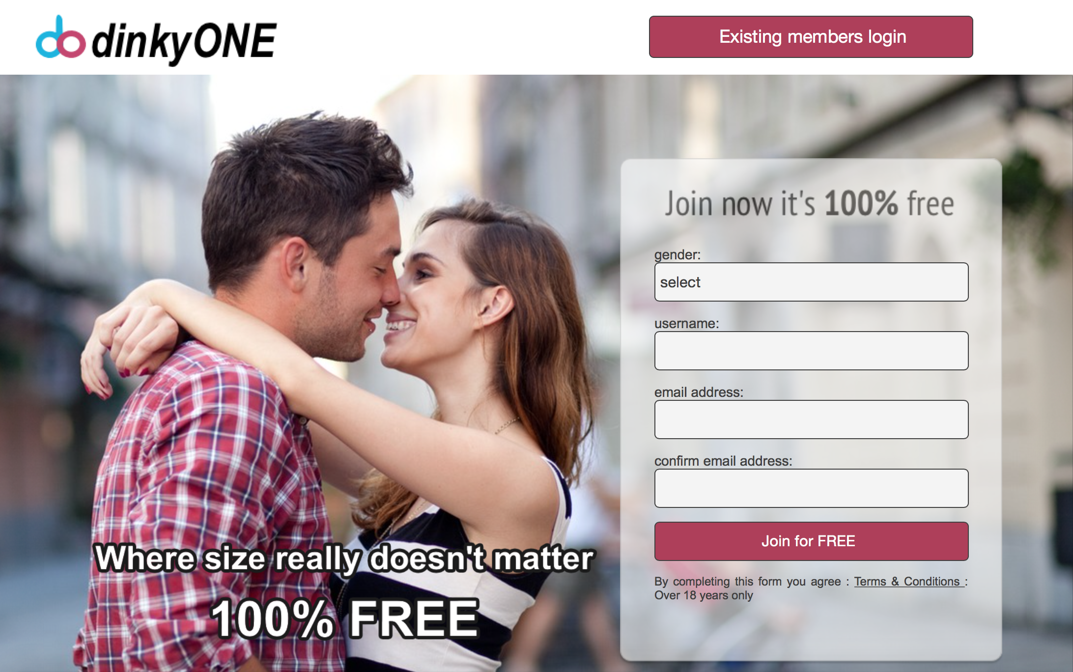 18 dating site