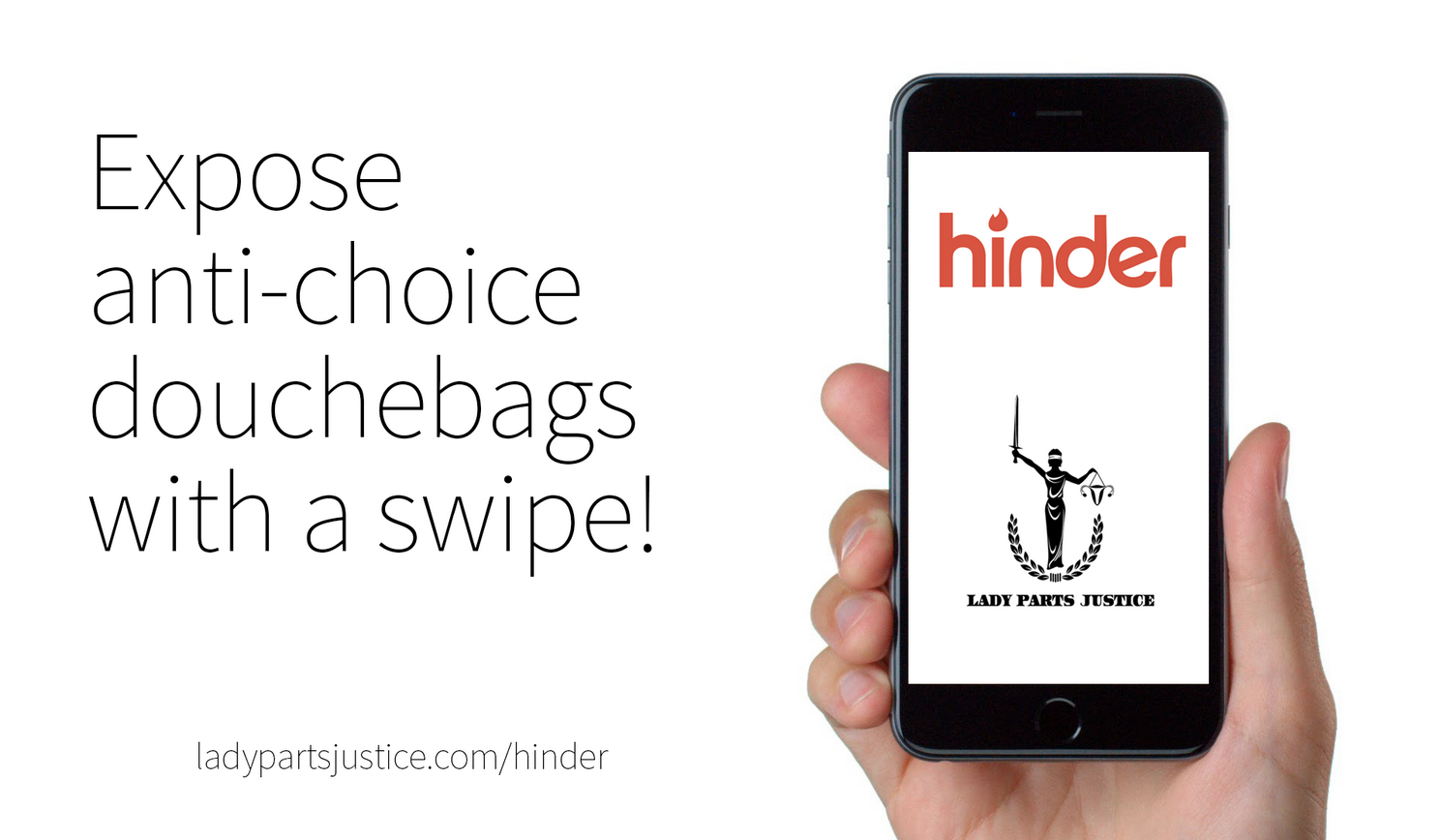 Hinder dating app