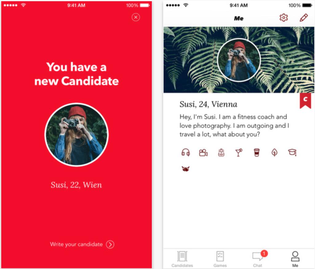 Wien dating app