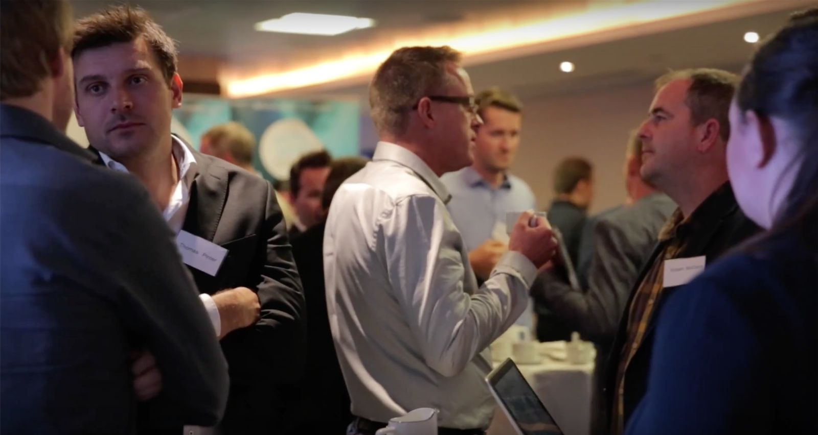 Watch Video Of GDI's First Ever Conference In London