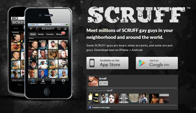 Scruff Venture is a popular dating app for meeting gay