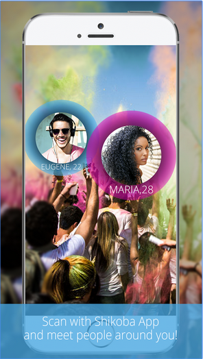 close proximity dating app