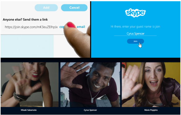 Dating skype chat
