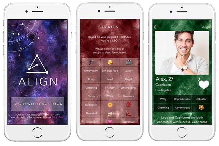 Align dating app
