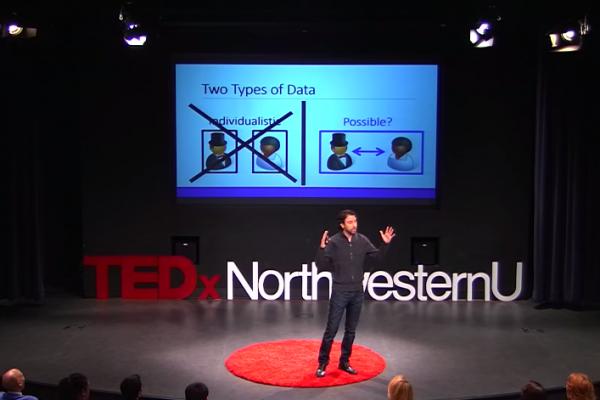 Ted talk online dating algorithm