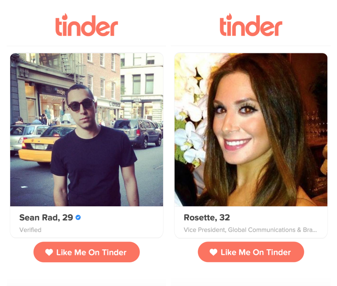 Tinder dating site usa