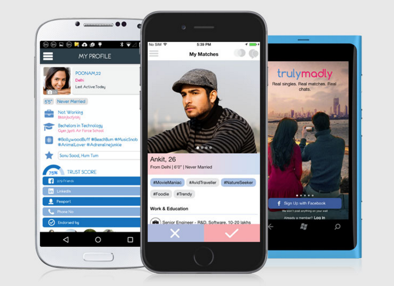 How TrulyMadly Is Monetising Its App