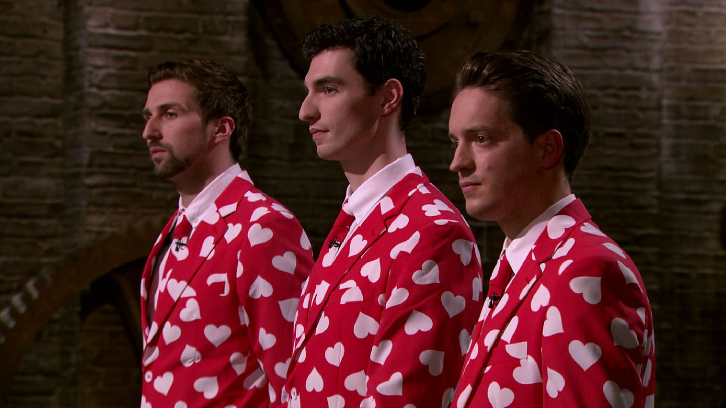 The best: double dating app dragons den union