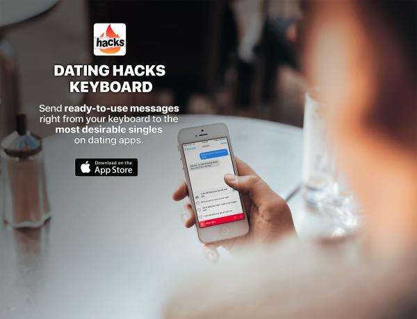 dating hacks app