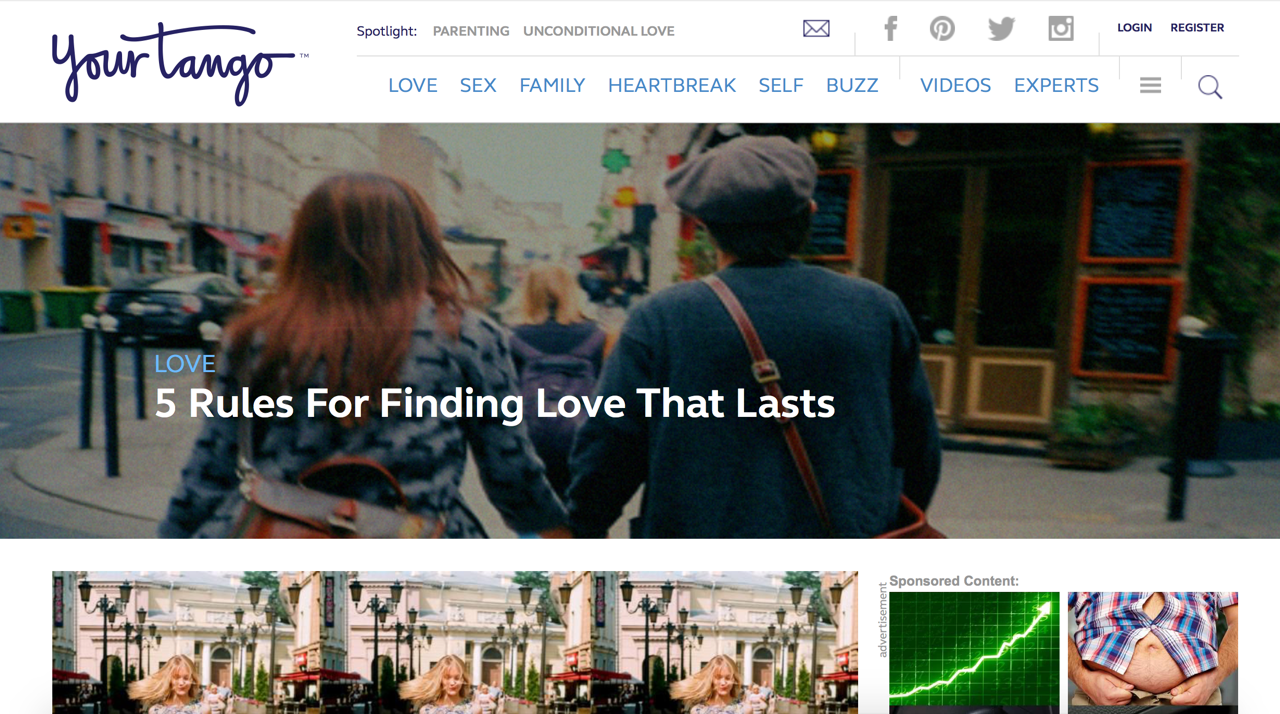 your tango dating site crossout matchmaking powerscore