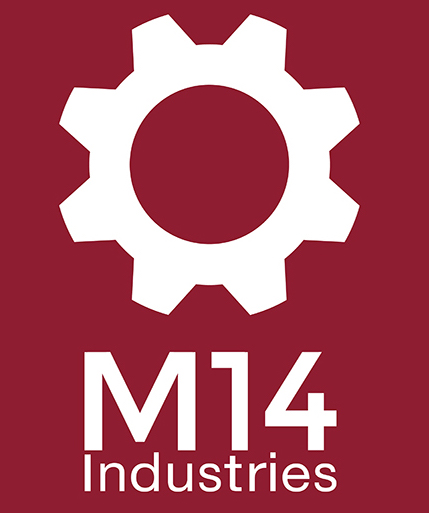 M14 Industries Logo