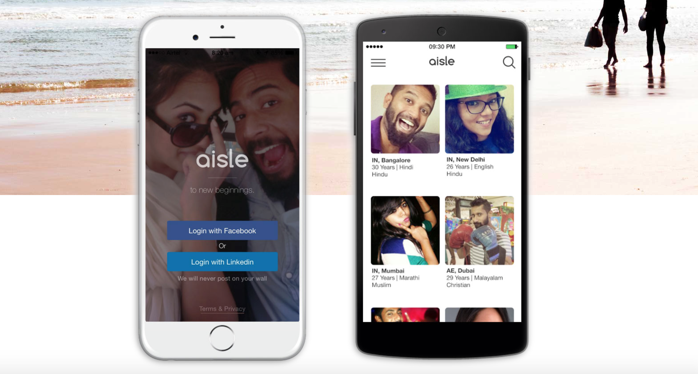Indian Closed Community Dating App Closes $180k In