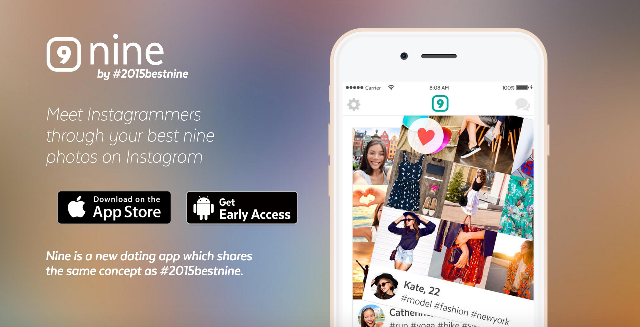 Dating app like instagram