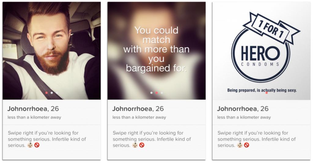 Tinder safe dating code