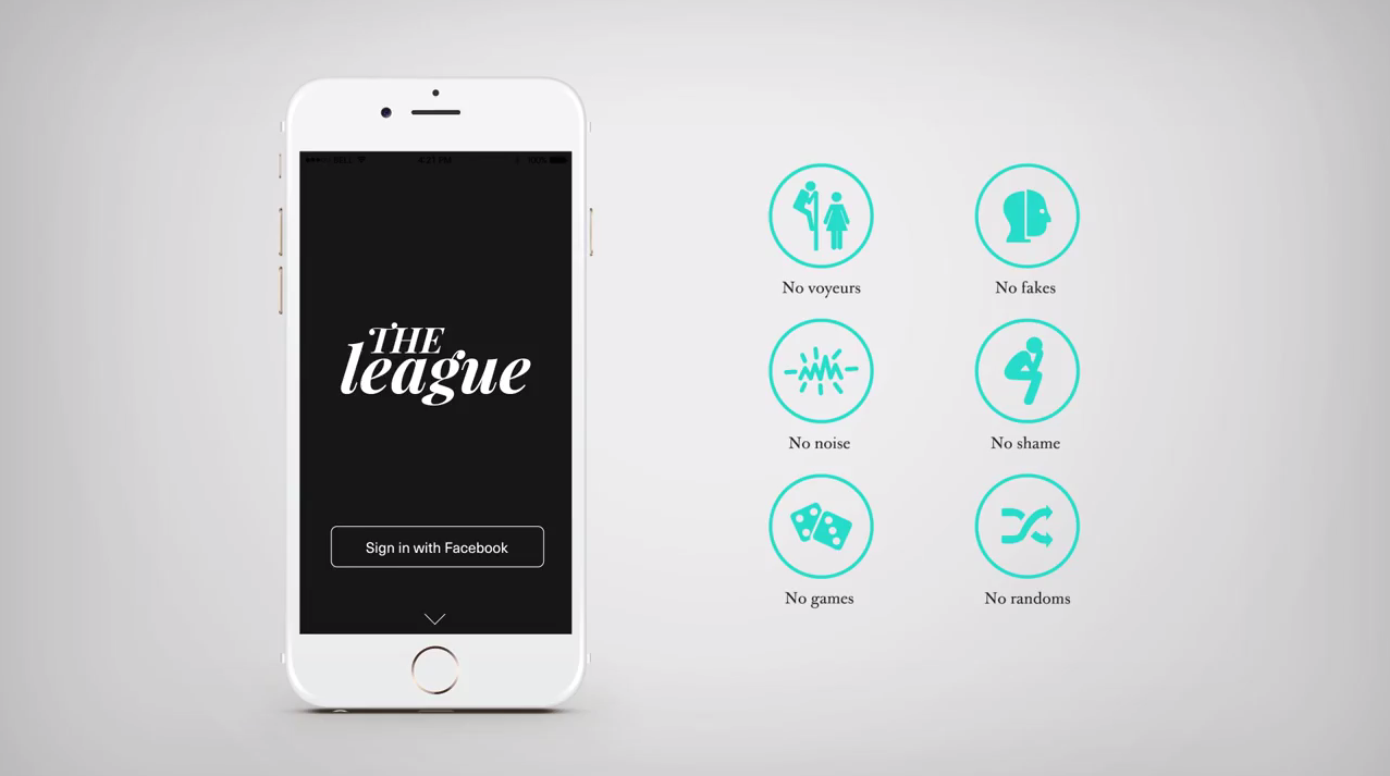 The League Rebuilds App & Launches In Los Angeles