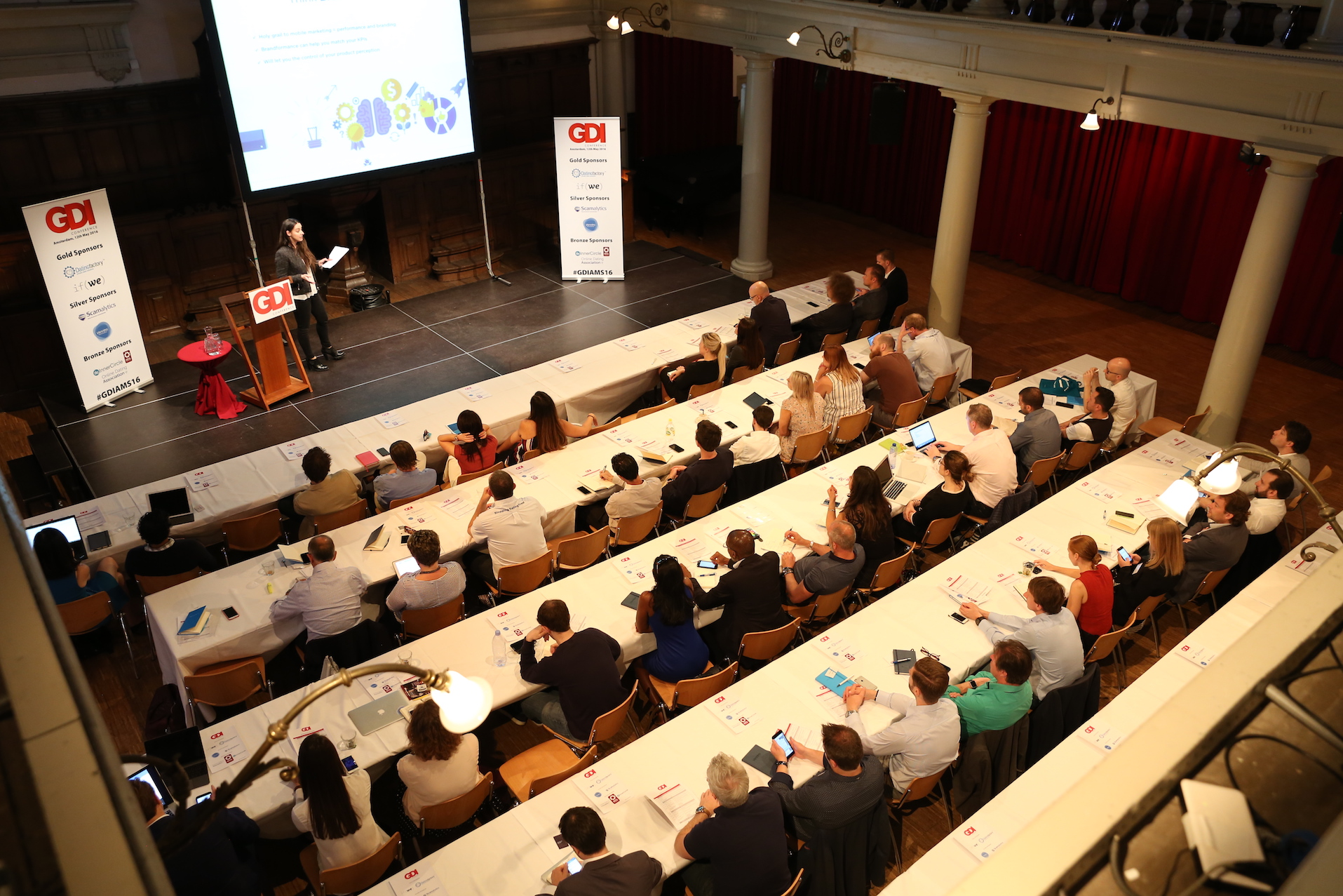 IF YOU MISSED IT: Watch The  Official Video For GDI Amsterdam Conference