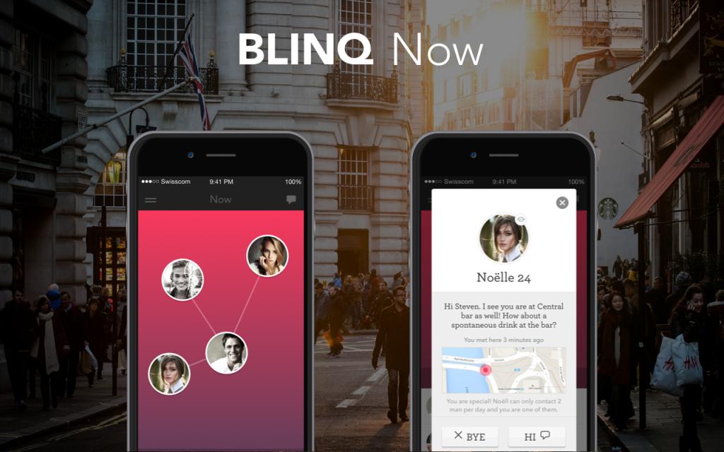 Blinq Now