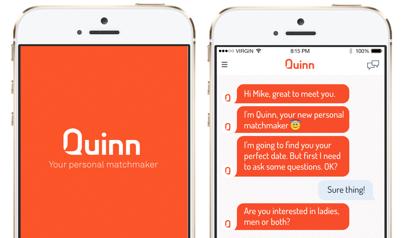 London-Based App Quinn Uses AI Tech To Create A Unique Profile-Building Experience