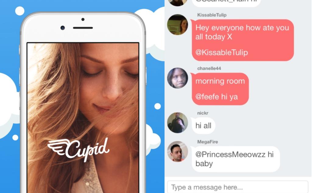 Cupid.com update