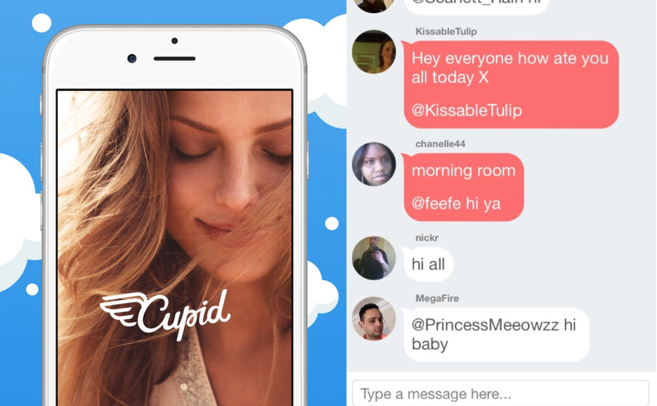 "Cupid Adds Tinder-Style ""Like"" Game & Improved Safety Features In New Update"