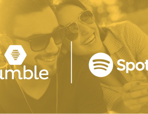 Bumble and Spotify