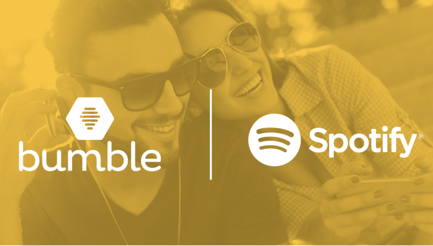 Bumble And Spotify Team Up To Let Singles Connect Over Music