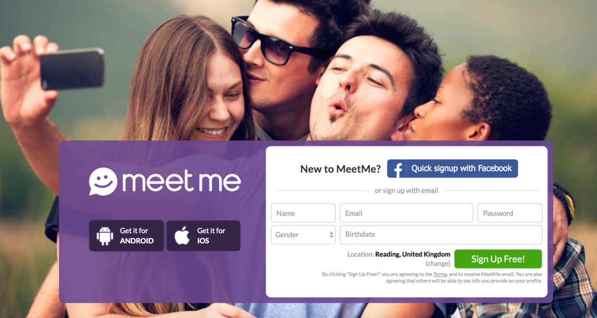 MeetMe Launches Discuss Feature To Facilitate Group Chats For Like-Minded Users