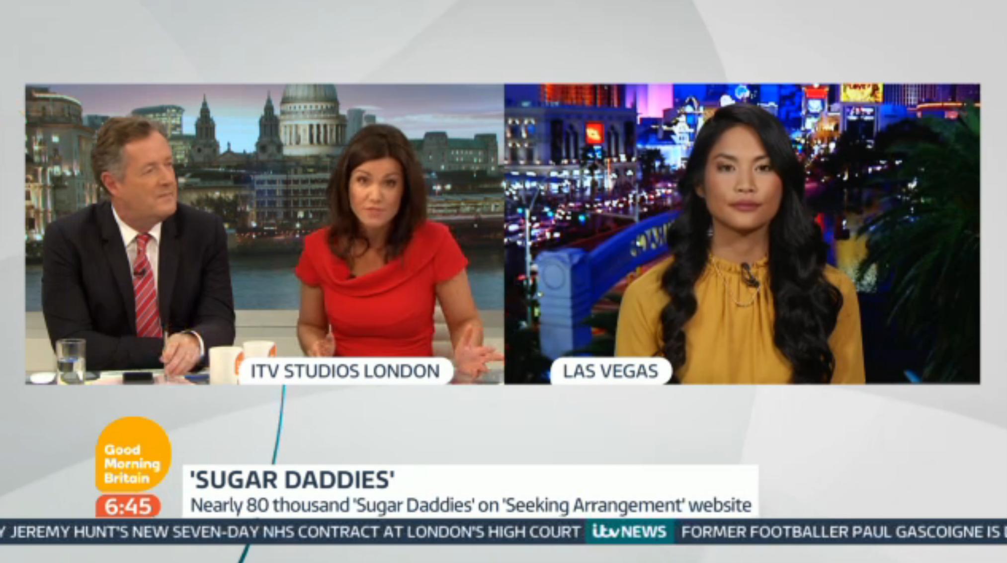 sugar daddy news