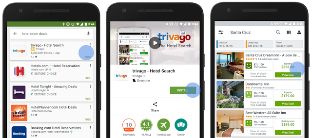 Google Has Generated 1bn App Installs In Four Months