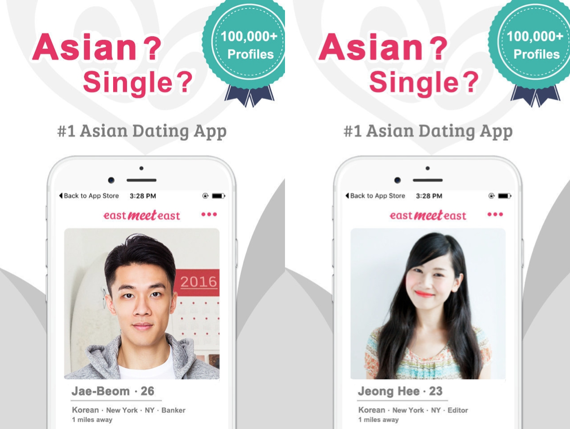 dating app asian Afroromance is the premier interracial dating site for black & white singles join 1000's of singles online right now register for free now.