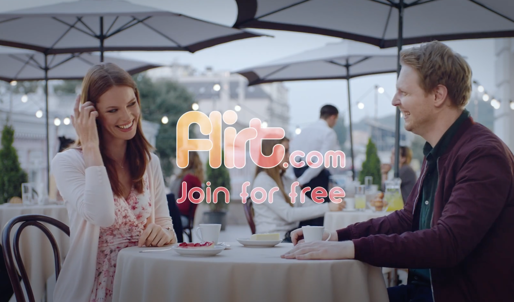 Together Networks Launches First TV Ad For Flirt.com