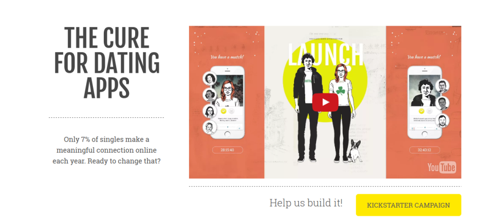 New Dating App Launch Asking For $1 Donations To Change Dating With Friend-Assisted Matchmaking