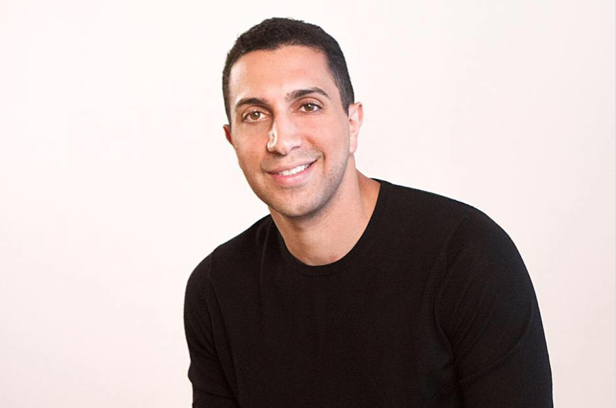 Sean Rad Joins Board of Directors at Non-Profit 'Good Today'